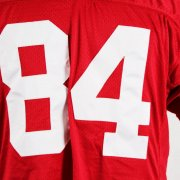 1993 Brent Jones Game-Worn, Signed San Francisco 49ers Jersey (Home)
