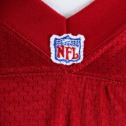 1993 Brent Jones Game-Worn, Signed San Francisco 49ers Jersey (Home) COA 100% Authentic Team