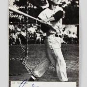 (3) Ted Williams Signed Boston Red Sox Photos - JSA