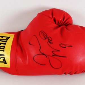 Floyd Mayweather, Jr. Signed Boxing Glove - JSA Full LOA