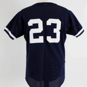 Don Mattingly Batting Practice Worn New York Yankees Jersey - COA 100% Team