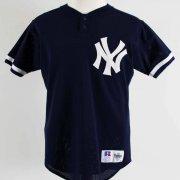 Don Mattingly Batting Practice Worn New York Yankees Jersey - COA 100% Team