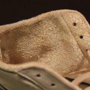A Pair of Martina Navratilova Game-Used Custom Puma Tennis Shoes.  1980's.