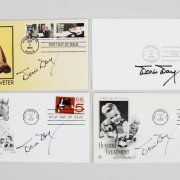 Celebrity Signed First Day Cover (FDC) Lot (7) - Stella Stevens, (2) Ann-Margret & (4) Doris Day JSA