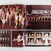 Gildna Radner & Gene Wilder Signed Program 1984 42nd Street - JSA