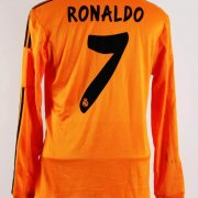 A Cristiano Ronaldo Game-Used #7 Real Madrid Away Shirt 2013/2014 La Liga