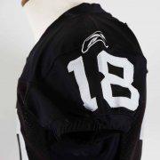 2005 Randy Moss Game-Worn, Signed Oakland Raiders Jersey COA JSA Full & 100% Team