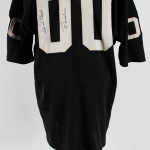 Mid-1960s Jim Otto Game-Worn, Signed Oakland Raiders AFL Jersey COA 100% Team Grade 20/20