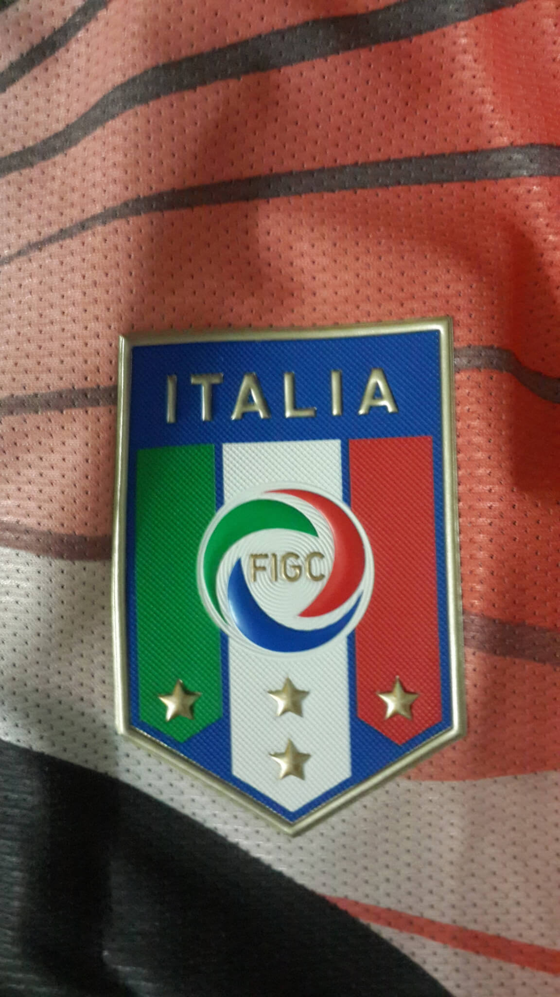 5412219894d A Gianluigi Buffon Game-Used Unwashed  1 Italy Away Shirt Mexico vs Italy (2 -1) 2010 World Cup Friendly Match 06 03 2010