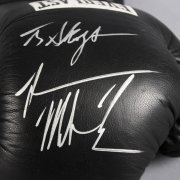 Mike Tyson Signed Boxing Glove - JSA