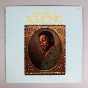 B.B. King Signed Record Album The Best of B.B. King JSA