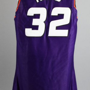 1998-99 Jason Kidd Game-Worn Phoenix Suns Jersey - COA 100% Team