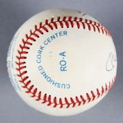 Mickey Mantle, Duke Snider & Willie Mays Signed Baseball - JSA