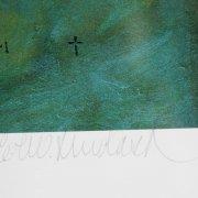 Pele Signed Lithograph LE 103/120 - JSA