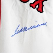 Ted Williams Signed Boston Red Sox M&N Jersey - JSA