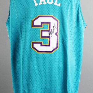Chris Paul Signed New Orleans Hornets Jersey - COA PSA/DNA