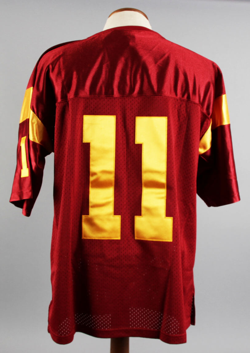 detailed pictures 53e2b e0695 Matt Leinart Signed USC Trojans Jersey – COA UDA | Memorabilia Expert