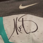 A Maria Sharapova Game-Used & Signed Custom Nike Tennis Dress.  2013 BNP Paribas Open.