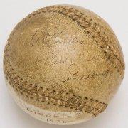 lou gehrig home run ball