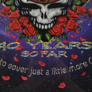 "2005 Grateful Dead ""40 Years So Far"" Poster 20x27 Display LE 461/500 Signed by Artist Richard Biffle"