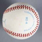 Whitey Ford Signed New York Yankees Baseball - COA JSA