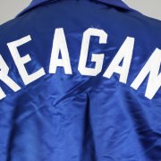 President Ronald Reagan Game-Worn Los Angeles Dodgers Jacket - COA 100% Team