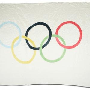 1980 Moscow Summer Olympics Flag