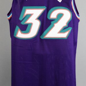 1999-2000 Karl Malone Game-Worn Utah Jazz Jersey - COA 100% Team