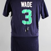 Dwayne Wade Game-Worn 2014 NBA All-Star Game Jersey - COA 100% Team Graded 19/20