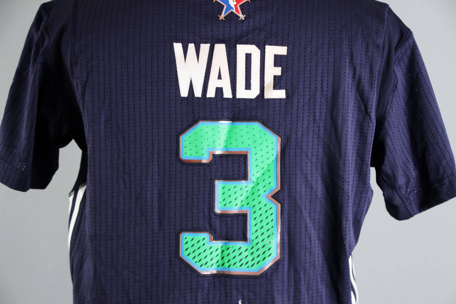 2017 All Dwyane Jersey Star Wade