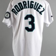 1998 Alex Rodriguez Game-Worn Seattle Mariners Jersey COA 100% Team