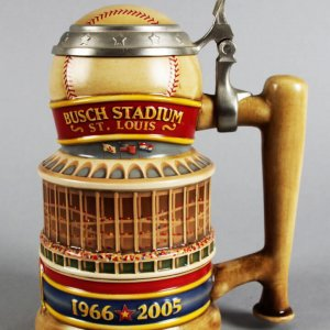 St. Louis Cardinals Busch Stadium Beer Stein