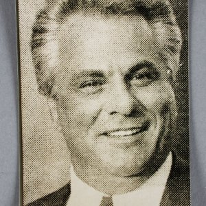 John Gotti Signed 4x6 Photo - JSA Full LOA