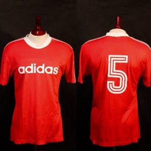 A Franz Beckenbauer Game-Used FC Bayern Munich Home Shirt.  1970's.