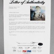 The Who Multi-Signed Record Album - Pete Townshend, Roger Daltry & John Entwistle - PSA/DNA Full LOA