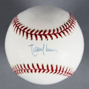 Randy Johnson Arizona Diamondbacks Signed Baseball - COA MLB & Steiner