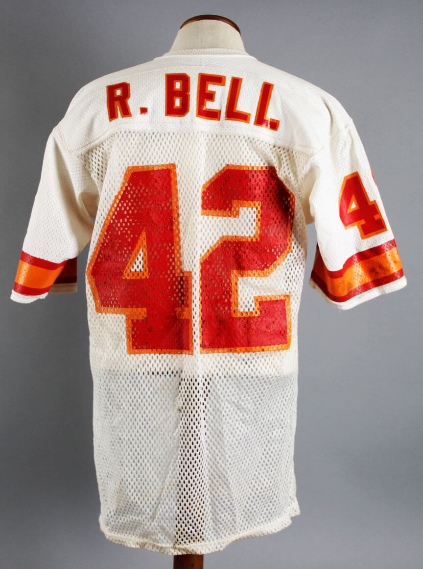 2e7cd0356 Ricky Bell Game-Worn Tampa Bay Buccaneers Jersey – 100% Team   Provenance  LOA
