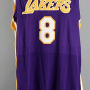2001-02 Kobe Bryant Game-Worn Los Angeles Lakers Jersey - NBA Finals Uniform