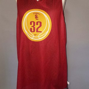 O.J. Mayo Game-Worn Jersey Basketball USC Practice Jersey COA 100% Authentic Team