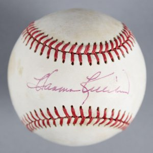 Harmon Killebrew Minnesota Twins Signed Baseball - COA JSA