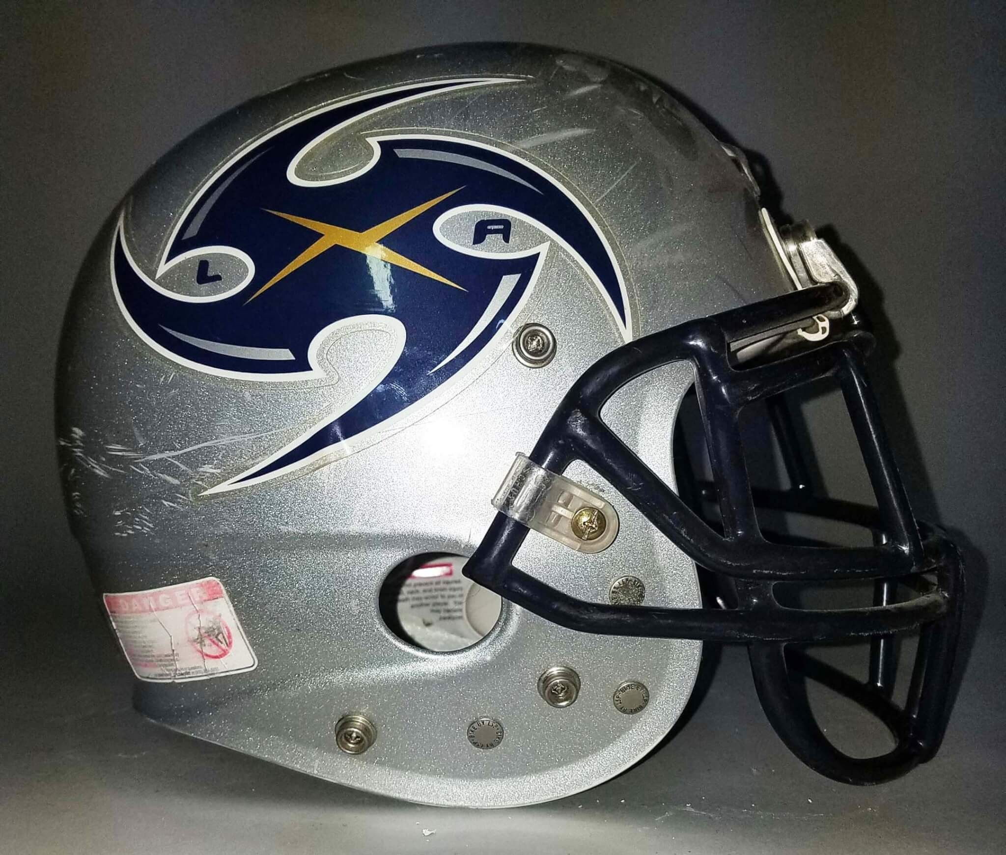 Image result for Los Angeles xtreme xfl