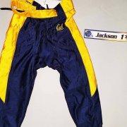 2005 DeSean Jackson Game-Worn, Signed Cal Golden Bears Uniform Jersey & Pants - COA 100% Team