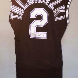 2010 Troy Tulowitzki Game-Worn, Signed Colorado Rockies Jersey - COA 100% Team