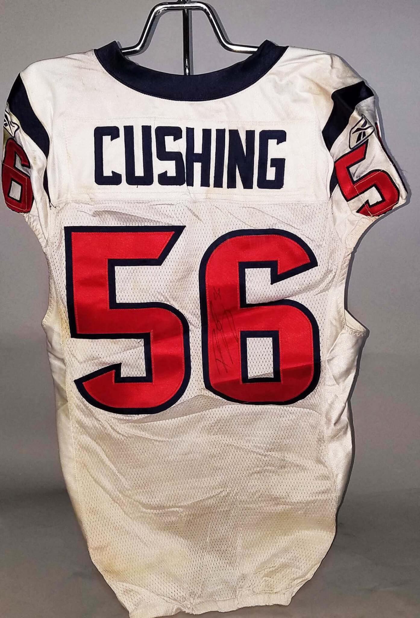 cushing jersey