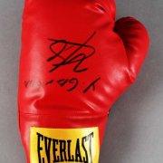 Yuriorkis Gamboa Signed Boxing Glove - COA JSA