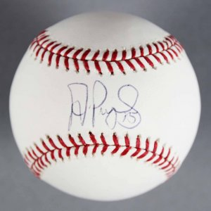 Albert Pujols St. Louis Cardinals Signed Baseball - JSA