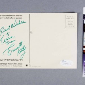 Cards & Papers Coa Jsa Professional Sale Gildna Radner & Gene Wilder Signed Program
