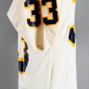 1976 Tony Dorsett Game-Worn Pittsburgh Panthers Jersey - COA 100% Team Grade 14/20