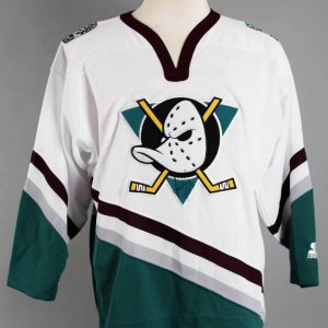 Paul Kariya Signed Anaheim Ducks Jersey - COA JSA