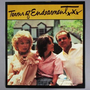 Terms of Endearment Movie Poster - For Tower Video Display
